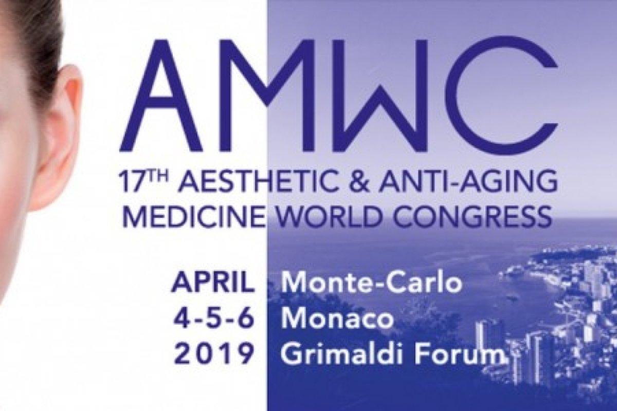 AMWC MONACO 2019