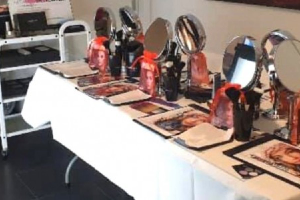 Make-Up Workshop in der BEAUTYCLINIC Chur