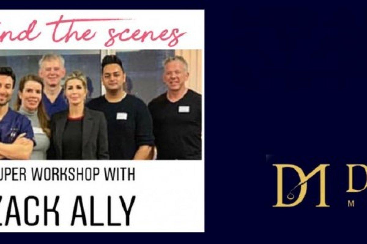 Workshop in London mit Dr. Zack Ally