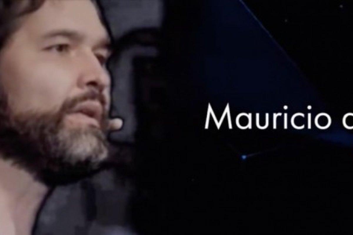 Dr. Mauricio de Maio in Stockholm
