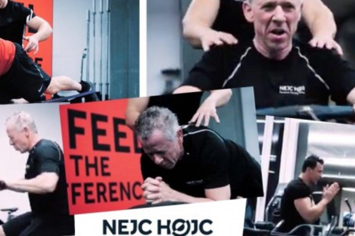 8 Wochen Body Transformation Challenge bei Nejc Hojc