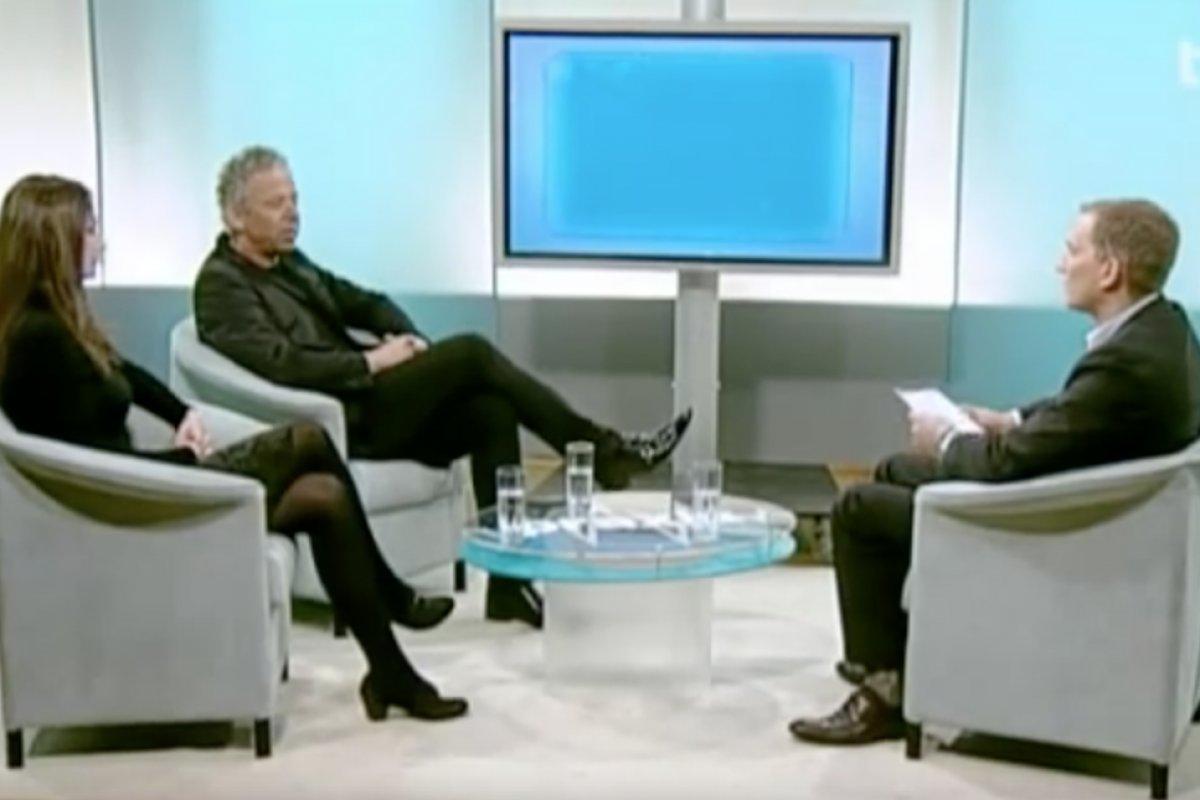 Dr. Linde auf TVO über die HCG-Diät
